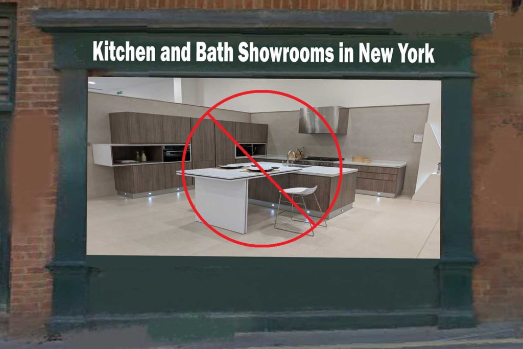 Kitchen and Bath Showrooms in NYC